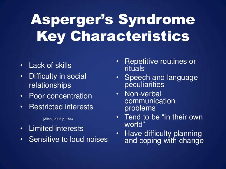 HOW TO SPOT ASPERGERS SYNDROME  Heartless Aspergers