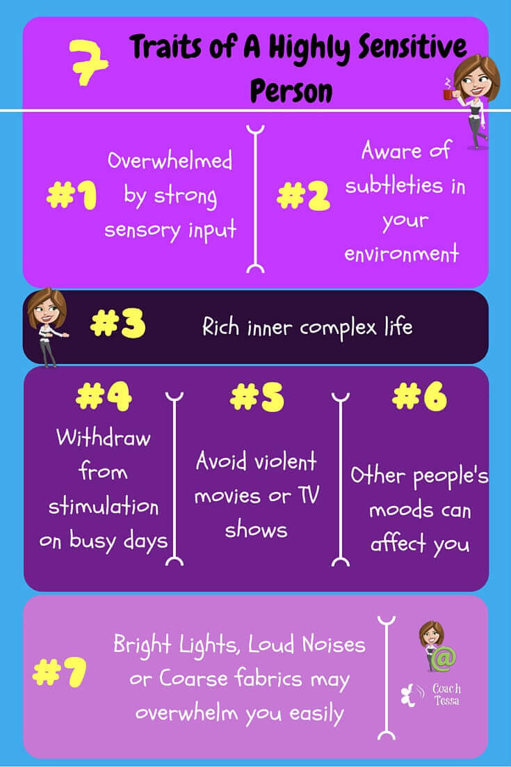 What Makes a Highly Sensitive Person