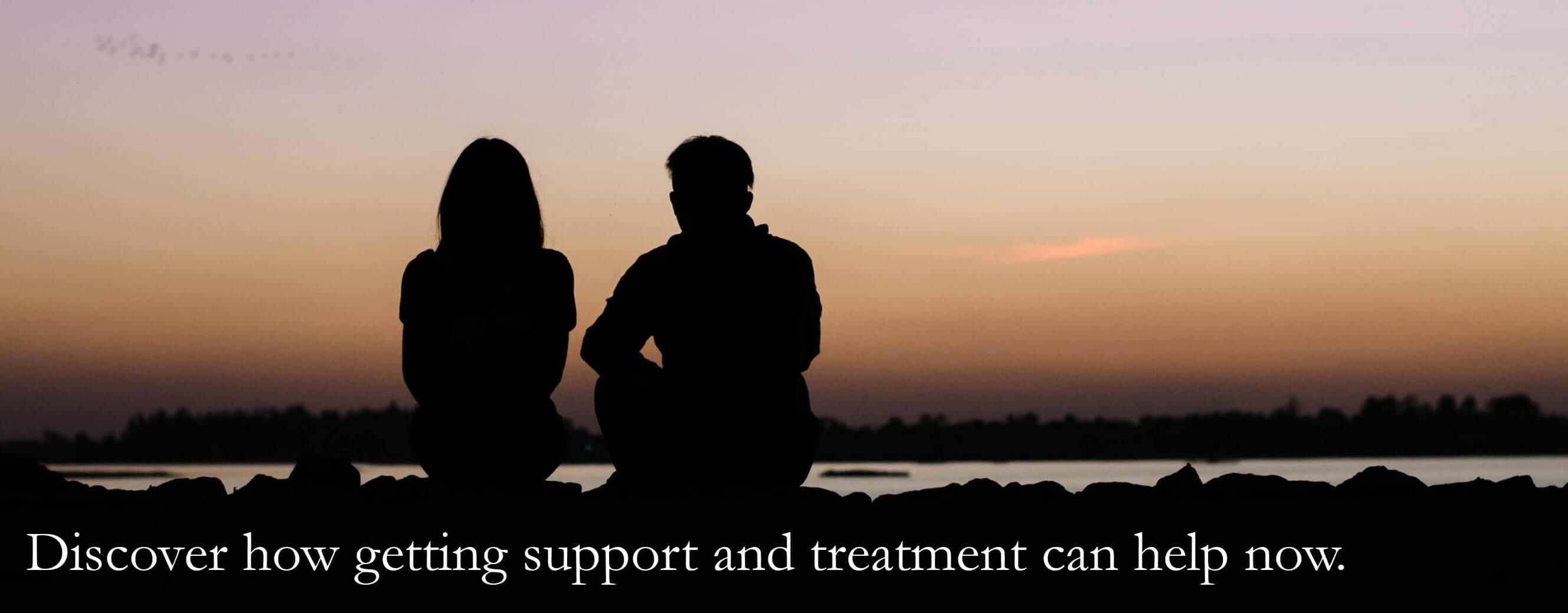 Discover how getting support and treatment can help now.