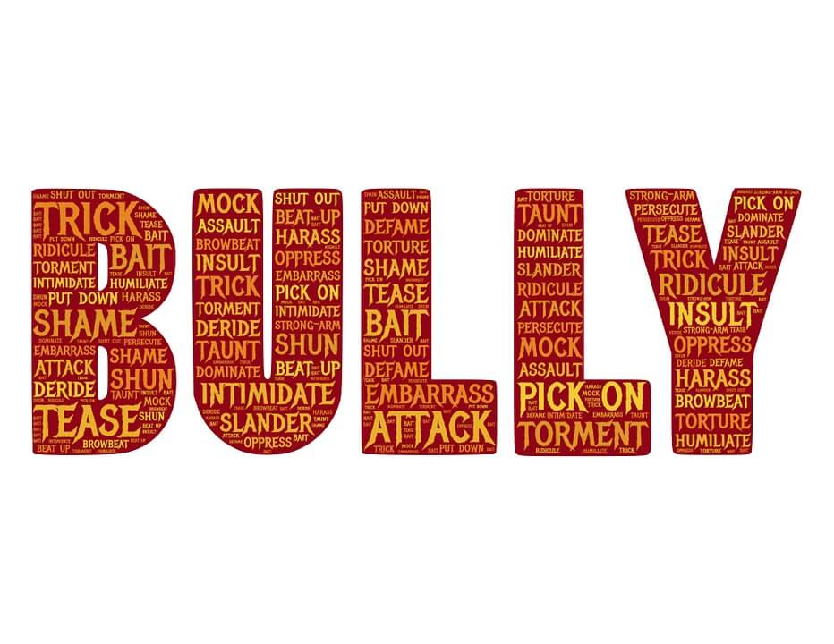 The history of bullying