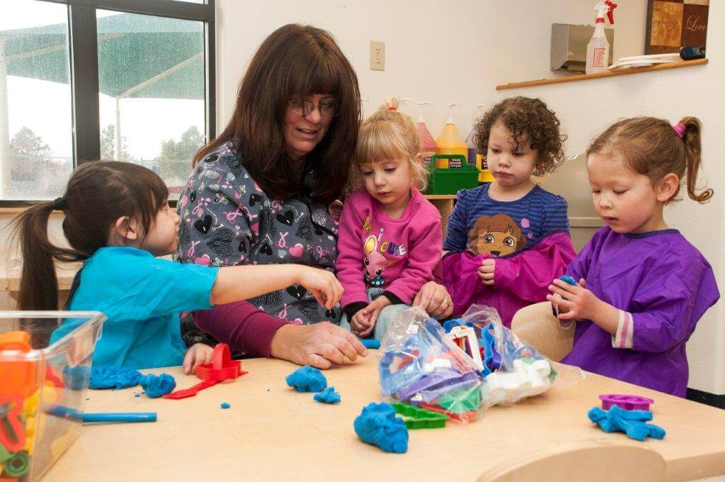 Cognitive And Physical Early Childhood Development ...