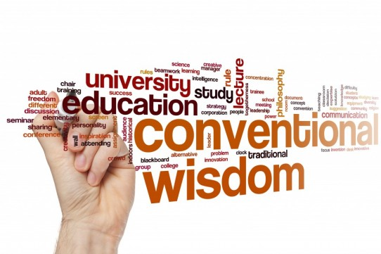Trouble With Conventional Wisdom Is >> Conventional Wisdom What It Means And When To Use It Betterhelp
