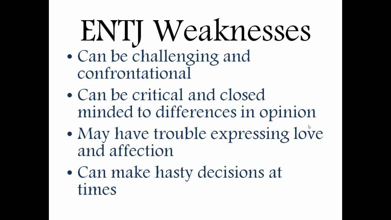 ENTJ Personality Type: The Commander | Betterhelp