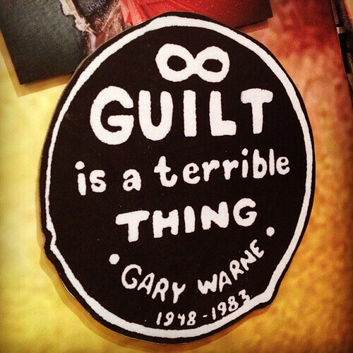 Guilt Quotes To Help You Overcome And Move On | Betterhelp