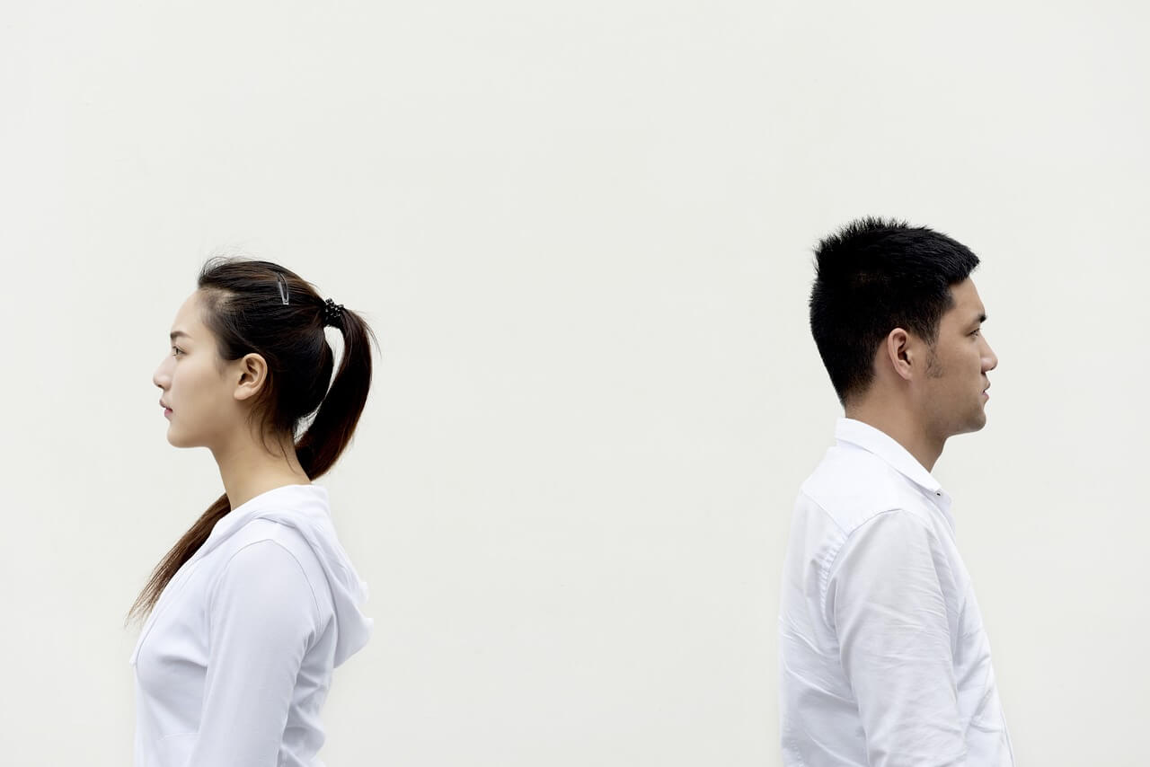 A couple considers how to start over in a relationship