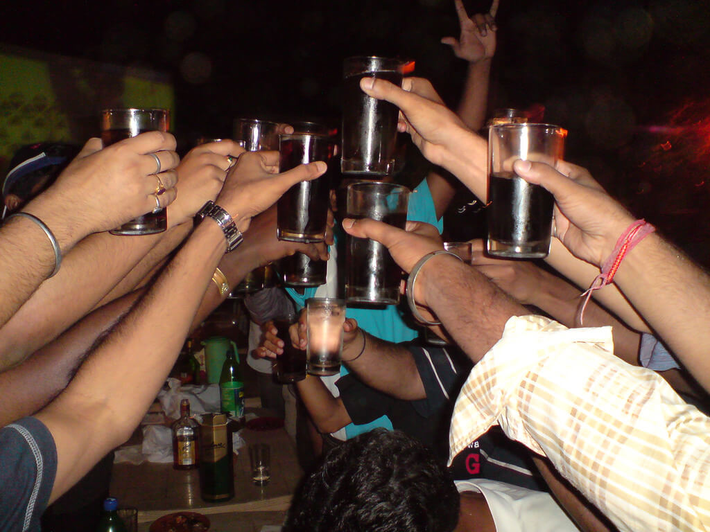 Hand Tremors After Drinking Alcohol
