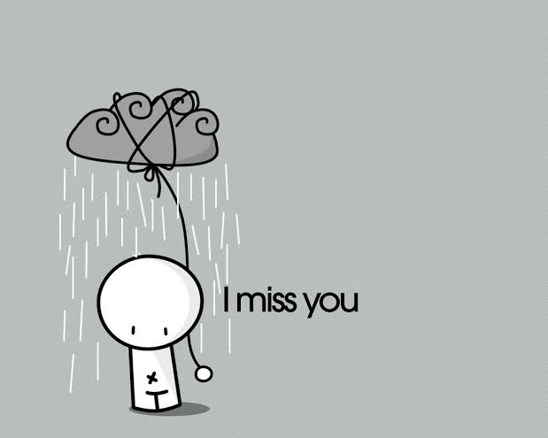What to say to someone you love and miss