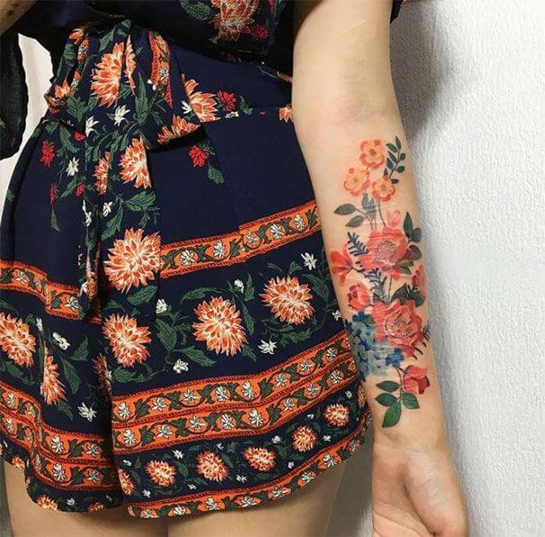 22 Tattoos That Will Make You Want To Turn Your Body Into: Self-harm Healing: How To Get Rid Of Scars Fast