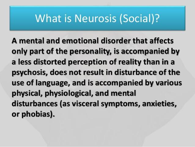 Understanding Neurotic Disorders | Betterhelp