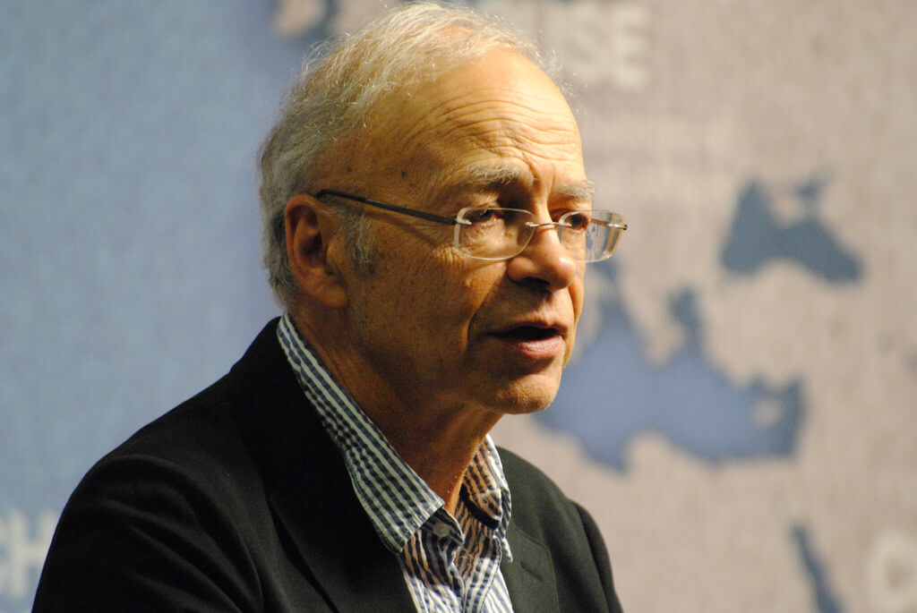 what can we learn from peter singer u2019s famine  affluence