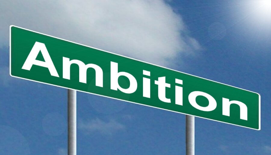 What Is The Difference Between Blind Ambition And Ambition Betterhelp