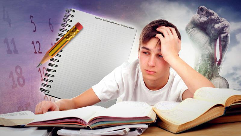 write a high school research paper